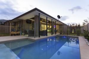 Certibuild_261429941 Pool and outdoor area